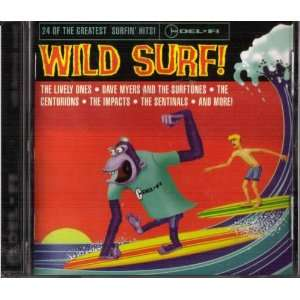 Wild Surf: Various Artists: Music