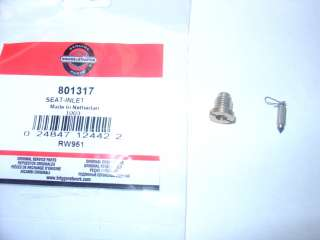 Toro Snowblower Snow Blower Carburetor Carb Needle Kit