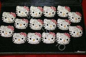 HELLO KITTY SWAROVSKI Ring Nana Lolita bridal bracelet