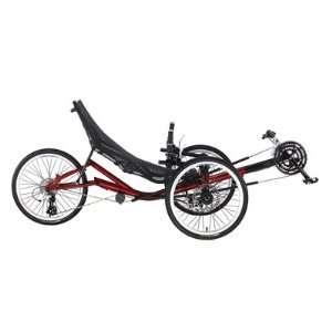 Sun Bicycles T3 CX Tadpole Bike Sun T3 Cx Trike 09 20/20
