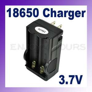 18650 Recharge Battery Video Camera Travel Charger 3.7V