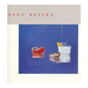 Paintings Paul Resika (March 2  April 1, 2000) Paul Resika Books