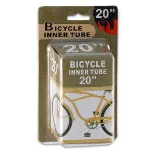 Bicycle Bike Sport Tire RUBBER INNER TUBE 20 inch NIP