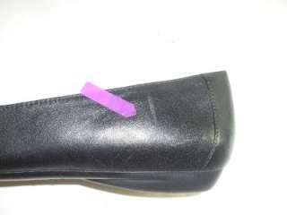 Anne Klein 9 M iFlex Iota Black Ballet Flats Womens Shoes