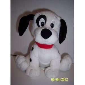 Disney Sitting Black Eyed Dalmatian Puppy 7 Inches