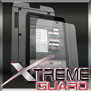 NEW Motorola Droid XyBoard 8.2 FULL BODY Clear LCD Screen Protector