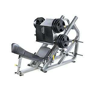 how to use a leg press machine video