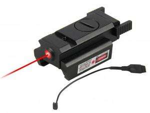 Low Profile Red Laser sight for Taurus 24/7 9 40 45 Rifle w/Pressure
