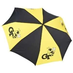 Academy Sports Storm Duds Georgia Tech Super Pocket Mini Umbrella