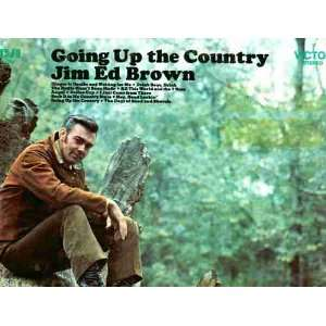 JIM ED BROWN   going up the country RCA 4262 (LP vinyl