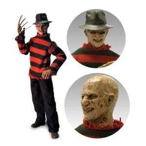 Freddy Krueger A Nightmare on Elm Street 12in Collectors Figure By