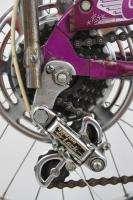Vintage  The Rail Spyder Muscle Bike Juvenile kids Bicycle Purple