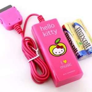 Sanrio Hello Kitty Portable Battery Charger for iPhone