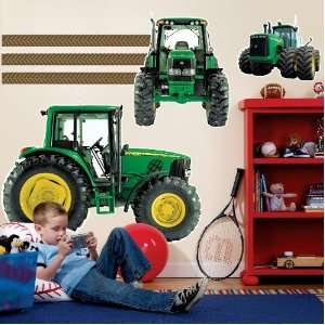 John Deere Giant Wall Decals Toys & Games
