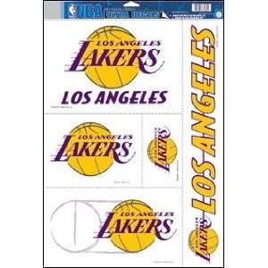 Los Angeles Lakers Decals (Window Clings)