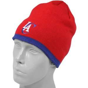 Los Angeles Clippers Red Official Team Knit Beanie