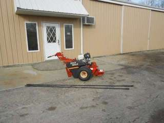 Ditch Witch Z100SX 100SX Vibratory Cable Irrigation Lawn Plow Drop