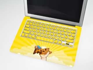 Skin Sticker Protector for Apple New Macbook Air 11 & Keyboard