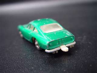 1965 Lesney Matchbox Ferrari Berlinetta Lt Green #75
