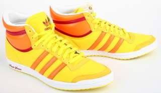 Adidas Sneaker Top Ten Hi Sleek G19595 Gelb Orange