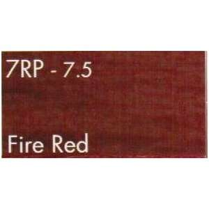 FramColor 2001 Hair Color 7.5 7RP Fire Red: Health & Personal Care