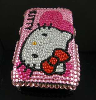 Hello Kitty Hard Case for BlackBerry 8520 Curve HK23