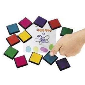 Stamp Pad Set   Art & Craft Supplies & Stamps & Stamp Pads Arts
