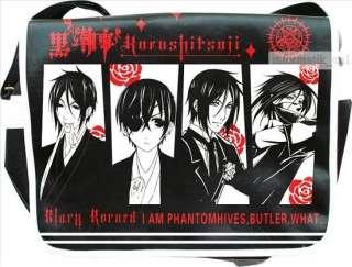 neu Kuroshitsuji Black Butler Tasche Messenger Bag new