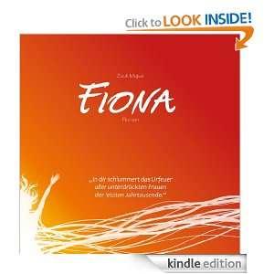 FIONA   Der Beginn (German Edition): Zsolt Majsai:  Kindle