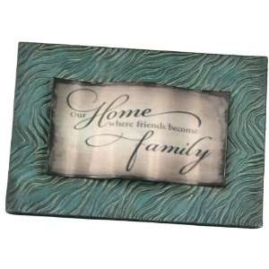 Strategies Metal Home Family Wall Plaque R01640 2 UPS