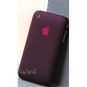 AIR Jacket Purple Cases for Iphone 3g/3gs/Iphone 4 Cell
