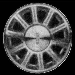 02 LINCOLN CONTINENTAL ALLOY WHEEL RIM 16 INCH, Diameter 16, Width 7