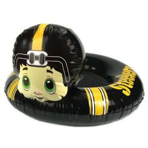 Pittsburgh Steelers 24 Toddler Mascot Pool Float/Inner Tube   NFL