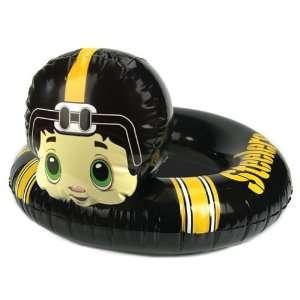 Pittsburgh Steelers 24 Toddler Mascot Pool Float/Inner Tube   NFL