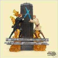 2006 STAR WARS ANAKIN SKYWALKER AND OBI WAN KENOBI