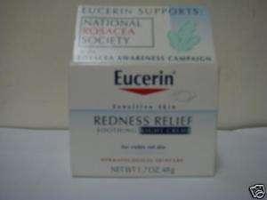 Eucerin Redness Relief Soothing Night Cream   1.7 oz