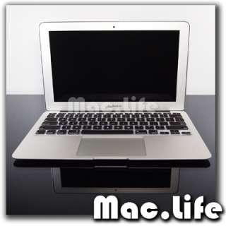 BLACK Silicone Keyboard Cover for NEW Macbook Air 11