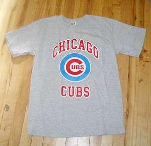 Emo Punk * Vintage T Shirt   CHICAGO CUBS XL Baseball