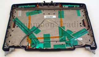NEW DELL Latitude D630 XFR LCD Top Lid Back Cover F411C