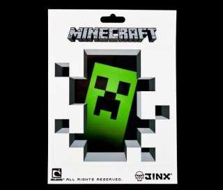 Aufkleber Sticker Minecraft Creeper Inside Bumper Decal Tuning Mine