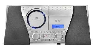 Karcher MC 6550 Musik Center (CD/ Player, PLL Radio und