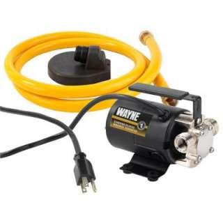 10 HP Portable Transfer Utility Pump