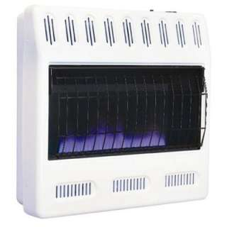 WilliamsBlue Flame Vent Free Wall Heater, 30,000 BTU, Natural Gas with