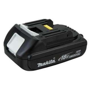 Makita 18 Volt Compact Lithium Ion Battery BL1815