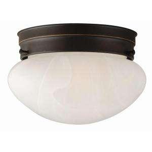 Design House Millbridge 1 Light Oil Rubbed Bronze Ceiling Light