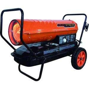 Heat Stream 125,000 BTU Forced Air Kerosene Heater HS 125T KFA at The