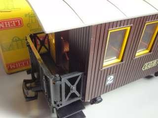LGB 3000 Personenwagen Kl.2 in Braun OVP & TOP