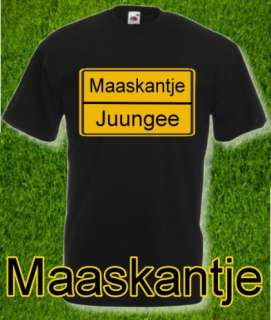 Maaskantje Junge T Shirt  S XXL  KULTIG  Holland  New Kids