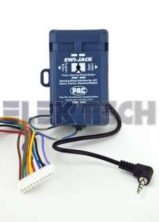 PAC SWI JACK STEERING WHEEL CONTROL FOR ALPINE CDA 105