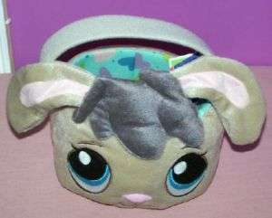 NEW LITTLEST PET SHOP EASTER BASKET PACK 6 EASTER EGGS